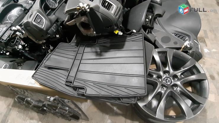 Mazda 6 kovrikner 2013 2014 2015 2016 2017 raskulachit