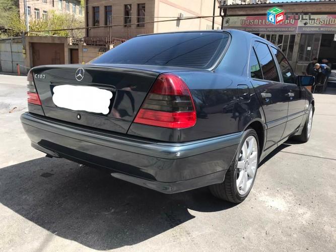 Mercedes Benz W 202 C 180 1998 թ.