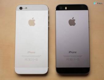 Iphone 5S Space grey 16gb tupov