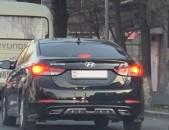 Hyundai Elantra shti nakladka spoyler 2014-2015 tveri hamar restyle