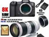 ՎԱՐՁՈՎ * CANON EOS R5 camera + Canon 70-200mm f2.8 L II IS + 128 GB SD card