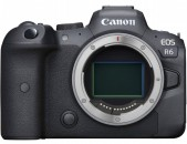 NEW * Canon EOS R6 camera body
