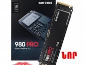 SAMSUNG 980 PRO 1TB M.2. SSD * NEW / ՆՈՐ փակ տուփով