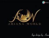 Լոգո դիզայն Logo Design Дизайн логотипа լոգոտիպ dizajn