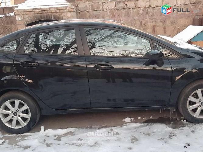 Ford Fiesta , 2010թ.