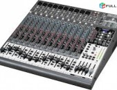 Behringer XENYX 2442FX Stereo Mixer Pult