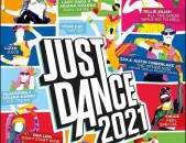JUST DANCE 2021 ps 4 playstation 4