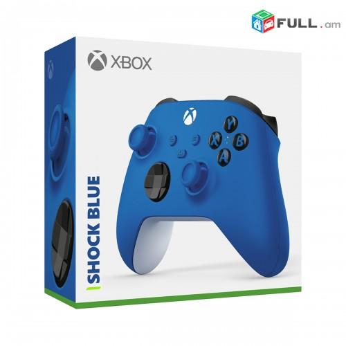 Xbox one seria x controller joystick SHOCK BLUE