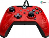 Red Camouflage Controller Xbox One & Windows PC