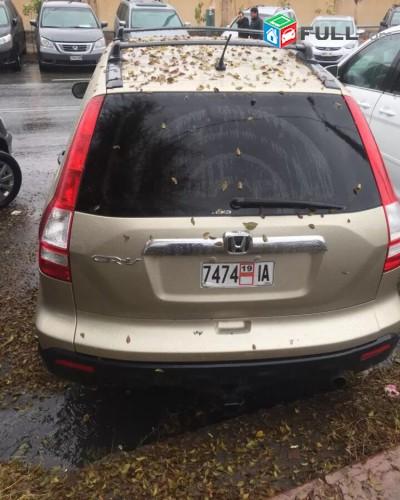 Honda CR-V , 2008թ.