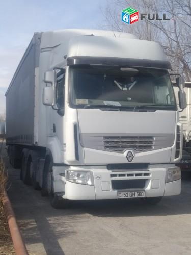 Renault premium 460 diauj, 2012թ.