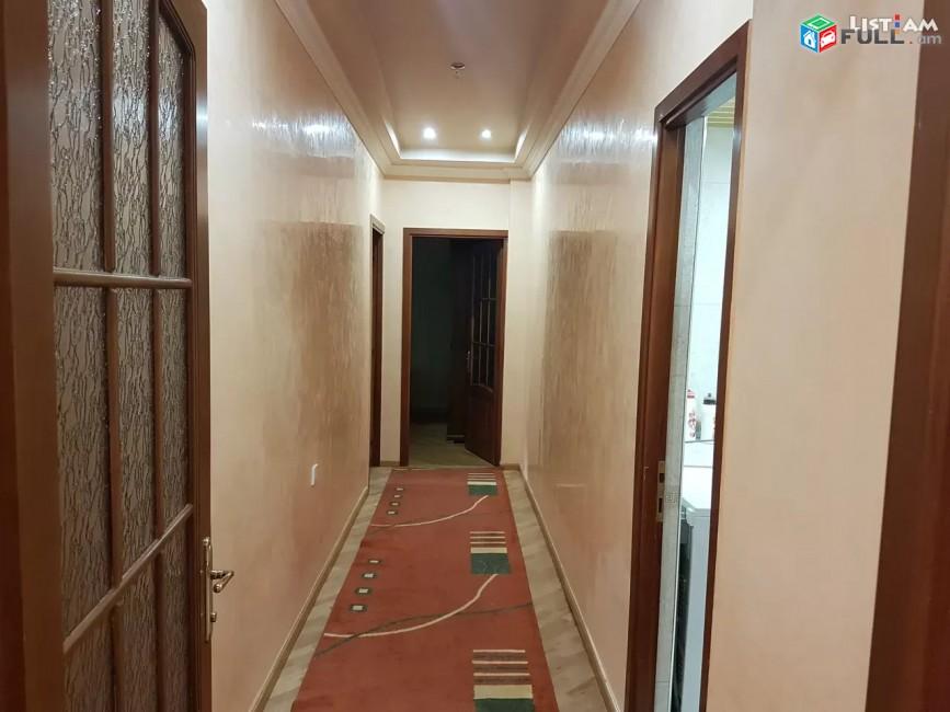 Կոդ 91488  Եկմալյան փողոց 3 սենյականոց բն, Ekmalyan st