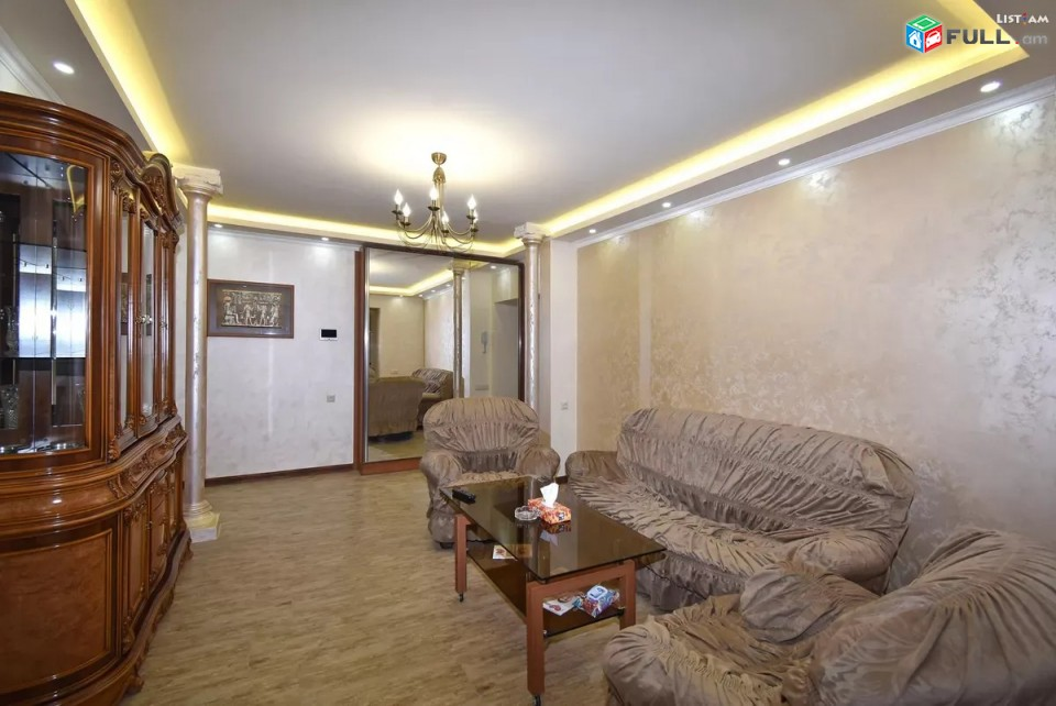 Կոդ 0739  Նալբանդյան փողոց 2 սենյականոց բն, Nalbandyan st