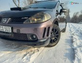 Nissan Tiida , 2007թ.KARDACEQ NOR ZANGEQ!!!IDEALAKAN AVTO