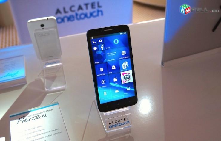 Alcatel ONETOUCH Fierce XL with Windows 10, sotvi, heraxos,