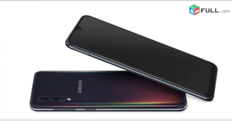 Samsung Galaxy A50 Original Super AMOLED FHD + дисплей, 64gb 4gb ram + erashxiq