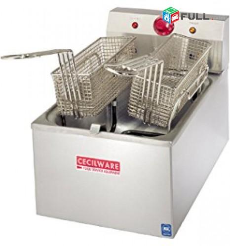 Cecilware EL250 Электрическая фритюрница Нержавеющая сталь