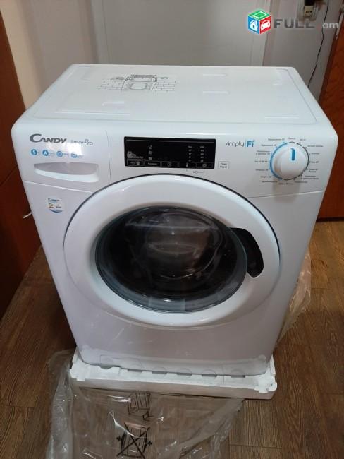 Լվացքի մեքենա - Candy, նոր է ընդհանրապես չի օգտագործվել, երաշխիքով