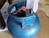 Hexuk Gazi balon 3Kg, газовый баллон 3 кг