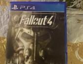 Ps4 disk original Fallout 4 gerazanc vijak