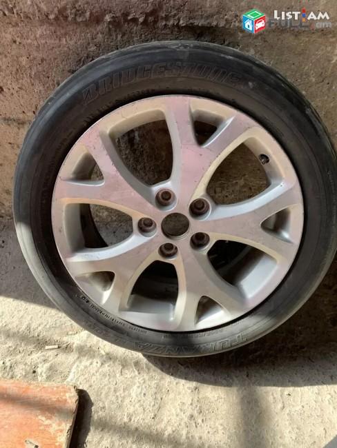 Mazda 6 bantaj normal vijak 1 hata