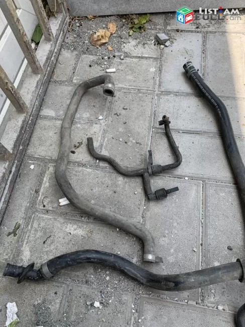 Mercedes W211 E klassi shlangner patrubkeq tarber