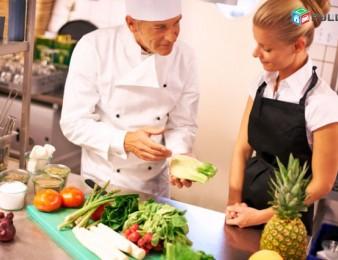 Xohararakan   das@ntacner   dasntacner usucum  խոհարարական դասընթացներ ուսուցում