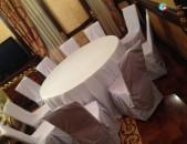 Sexan  oravarcov Վարձույթով սեղան կլոր սեղան Vardzov sexan sexan klor sexan