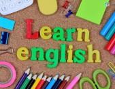 Անգլերեն լեզվի ՄԱՏՉԵԼԻ և ԱՐԱԳԱՑՎԱԾ դասընթացներ բոլորի համար