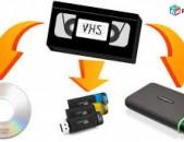Video kasetneri tvaynacum acifrovka VHS to DVD USB Flesh