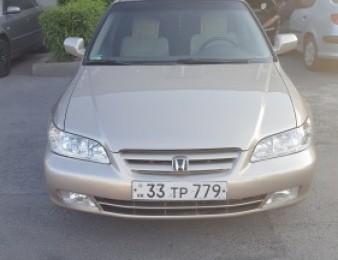 Honda Accord, 2001թ.  EX V6 AMERIKANKA