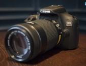Digital Camera Canon EOS 2000D BK 18-55 IS