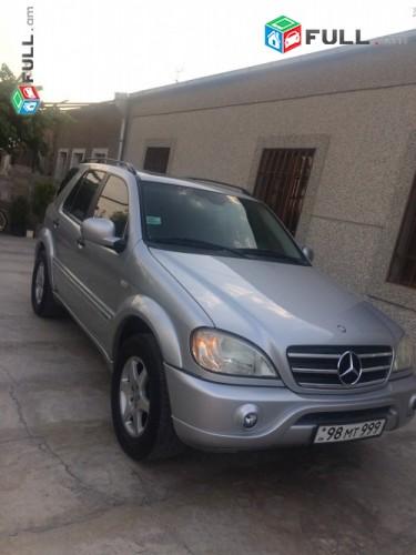 Mercedes-Benz -  ML 320 , 2001թ.