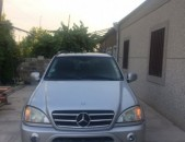 Mercedes-Benz -  ML 320 , 2001թ.