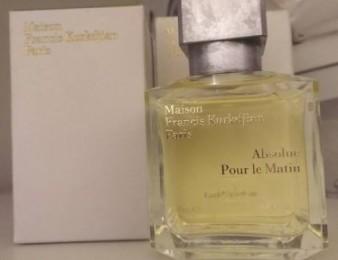 Francis Kurkdjian Absolue Pour le Matin EdP 70ml Eau de Parfum