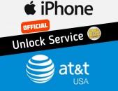 Att unlock apakodavorum iPhone Official koderi bacum + blecklist