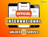 international kodi bacum iPhone unlock cankacac erkri SIM Lock