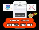 Official iCloud Unlock FMI OFF ելքով kodi bacum ցանկացած iPhone մոդել apakodavorum