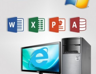 Windows, MS Office (Word, Excel, Power Point, Internet)-ի դասընթացներ
