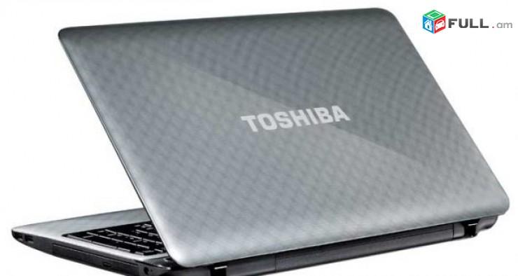 Toshiba L750 Նոթբուկ շատ լավ վիճակում