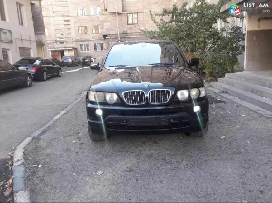 BMW -     X5 , 2003թ.