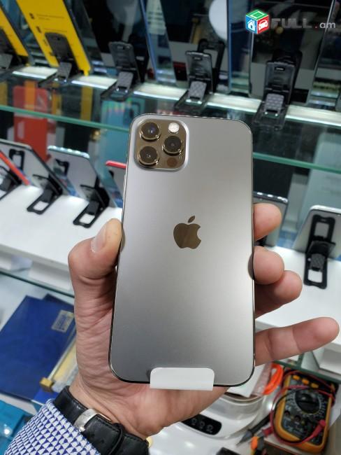 Apple 12PRO 256GB LLA AMN LRIV NOR BERVAC E AMERIKAYIC