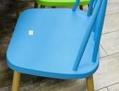 Աթոռ պլաստմասե խոհանոցային # Xohanocayin Ator # մանկական աթոռ հենակով # գունավոր աթոռներ
