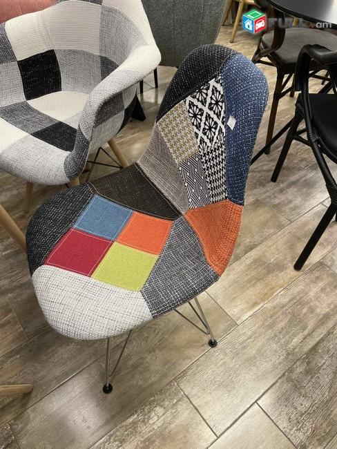 Աթոռ հենակով: գrasenyakayin Ator: անվճար առաքում: աթոռ հնաոճ։ սրճարան։ կաֆե