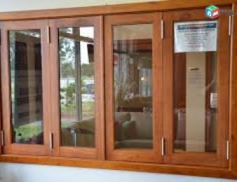 Aparik vacharq. Պատուհաններ և դռներ, evropatuhanner