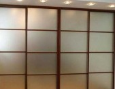 Alyumine drner ev patuhanner, Շարժական դռներ (Slayd)