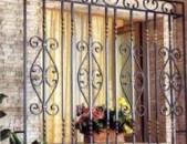 Բազրիքներ, վանդակաճաղեր, դարպասներ, մետաղական դռներ