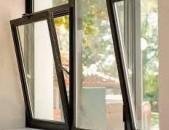 Veranorogman ashxatanqner (եվրո դռներ, պատուհաններ,շարժական ժալյուզներ, ապակե լոգախցիկներ)