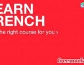 Franseren / Ֆրանսերենի դասընթացներ