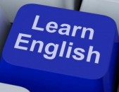 English lessons / Anglereni dasntacner